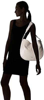 Calvin Klein Erica Pebble Hobo, Light Cognac