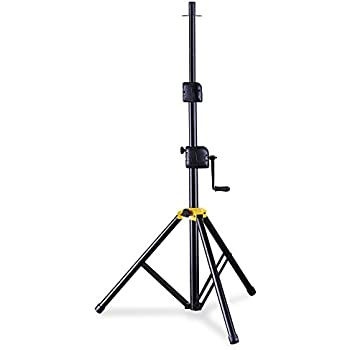 Amazon Com Hercules Ss400b Pneumatic Speaker Stand