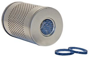 Wix 51567 Cartridge Metal Canister Hydraulic Filter, Pack of 1