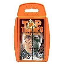 (New Top Trumps card game - Top Trumps Harry Potter Deathly Hallows Part)