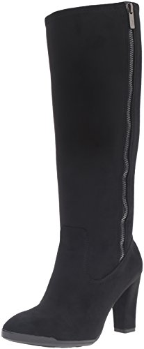 Women's Anne Suede Boot Winter Black Elek Klein 5aarT1q4