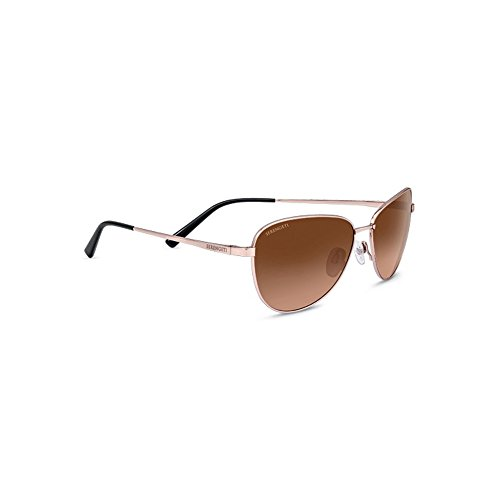 - Serengeti 8414 Sunglasses Classic MetalGloriaShiny Rose GoldDrivers Gradient