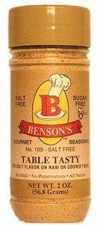 Table Tasty No Potassium Chloride Salt Substitute 2 oz Bottle