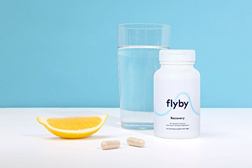 Flyby Hangover Cure & Prevention Pills (90 Capsules) | Dihydromyricetin (DHM), Chlorophyll, Prickly Pear, N-Acetyl-Cysteine, Milk Thistle for Alcohol Recovery | Certified Organic & Made in USA by Flyby (Image #7)