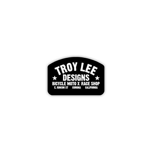 Tld Decal (Troy Lee Designs TLD Race Shop Sticker 3.5