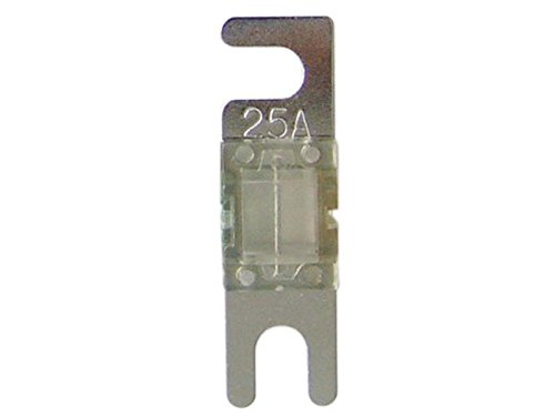 Acv 30.3940//–/25/Mini ANL fusible 25/amperios, 4/unidades