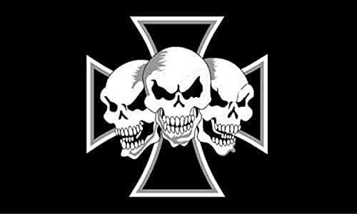 Acheter drapeau tete de mort online 15