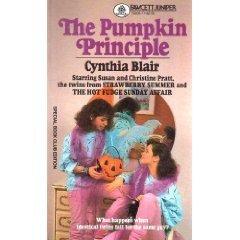 book cover of The Pumpkin Principle