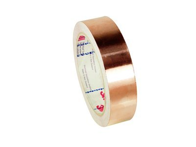 3M Copper Tape - 1/4 in Width x 2.6 mil Total Thickness - 35083 [PRICE is per ()