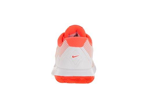 Nike Kvinna Flex Erfarenhet Rn 4 Löparsko Vit / Ljus Mango