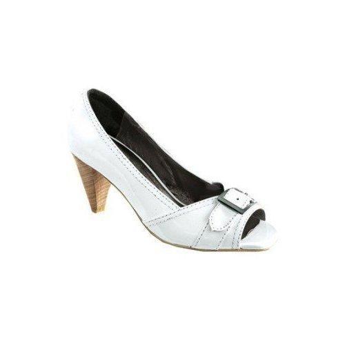 Andrea Conti Pumps - Zapatos de Vestir Mujer Blanco - Blanc - Blanc