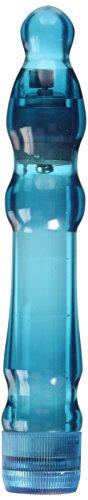 Waterproof Turbo Glider Vibrator - Blueberry Bliss
