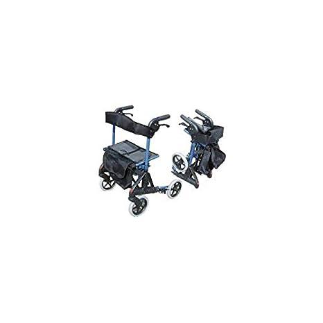Intermed - Andador para exteriores (4 ruedas): Amazon.es ...