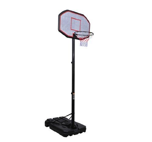Homcom® max. 360 cm Basketballkorb mit Ständer Basketballständer - höhenverstellbar von 200 bis 305 cm
