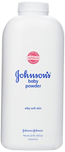 Johnson's Baby Powder, Silky Soft Skin, 22 Ounce