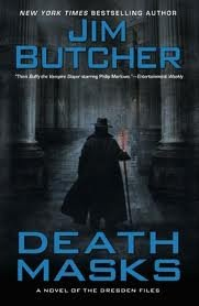 Death Masks (The Dresden Files, Book 5) Publisher: Roc Hardcover