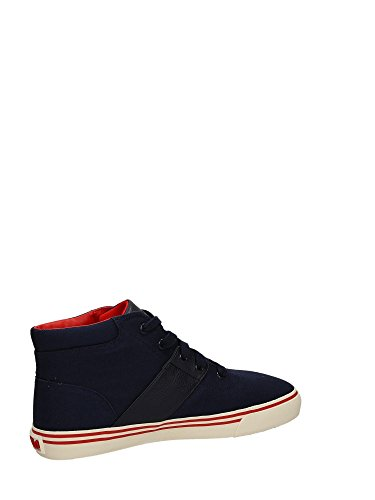 Polo Ralph Lauren Henderson-Ne Sneakers Alte Blu Comprar Barato Con Mastercard uo6QcTV