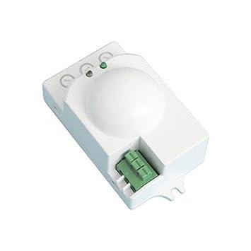 ElectroDH 60252RF DH DETECTOR DE MOVIMIENTO POR MICROONDAS ...