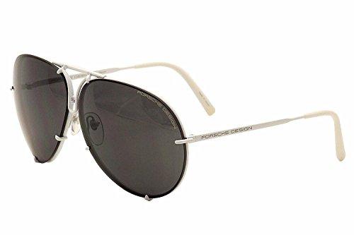 Porsche Design Sunglasses, White, - Tuscany Sunglasses