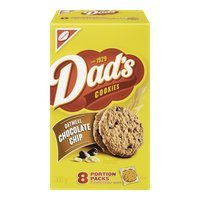 - Christie Dad's Oatmeal Chocolate Chip Cookies 300g (10.58oz) {Imported from Canada}