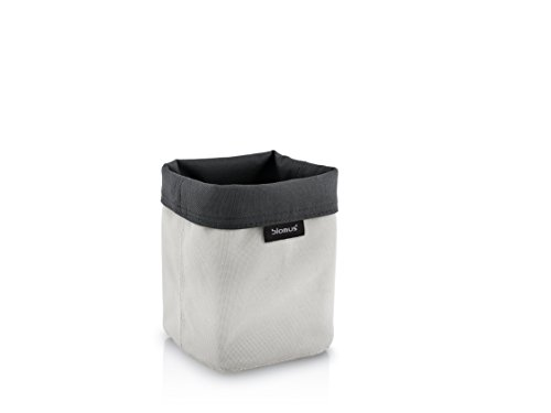 Blomus 68893 Reversible Storage Basket Sand/Anthracite