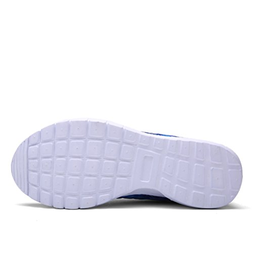 Casual Baskets de Occasionnels Couples Color Léger Hommes Chaussures Chaussures Femmes 35 Bas Chaussures Course Hommes 3 Respirant Haut UxId00wq7