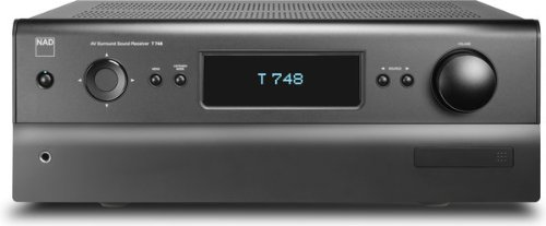 NAD T748 V2 Sound Audio Component Receiver,Black, used for sale  Delivered anywhere in Canada