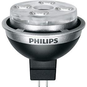 tt (35-Watt) MR16 LED Bright White 3000K Wide Flood Light Bulb, Dimmable ()