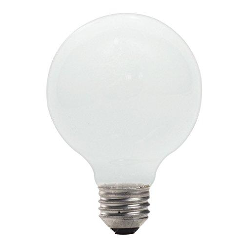72-Watt Eco-Friendly Soft White Halogen G25 Globe Bulbs-12 Bulbs