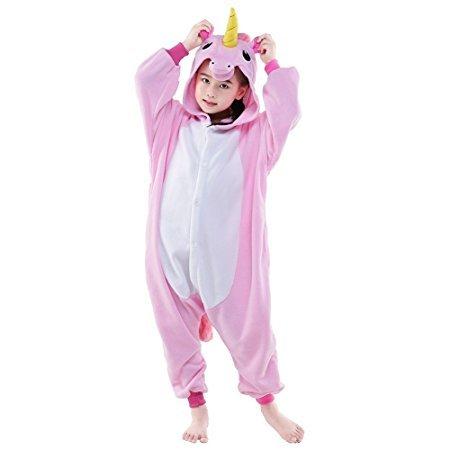 Pajama Halloween Missley Costume Unicorn children Pink Anime Adult Cosplay Costume di wC4ZqC57