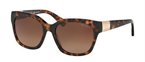 Ralph RA5221 1585T5 Tortoise RA5221 Square Sunglasses Polarised Lens Category - 3 Ralph Lauren Sunglasses