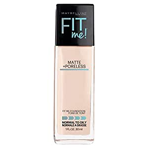 Maybelline Fit Me Matte & Poreless Mattifying Liquid Foundation - Natural Ivory 112