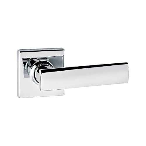 Kwikset Vedani Half-Dummy Lever Lever in Polished (Chrome Dummy Set Lever)