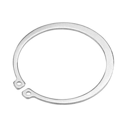 14.7mm External retaining Rings C-Clip Retention retaining Rings 304 Stainless Steel 50 Pieces