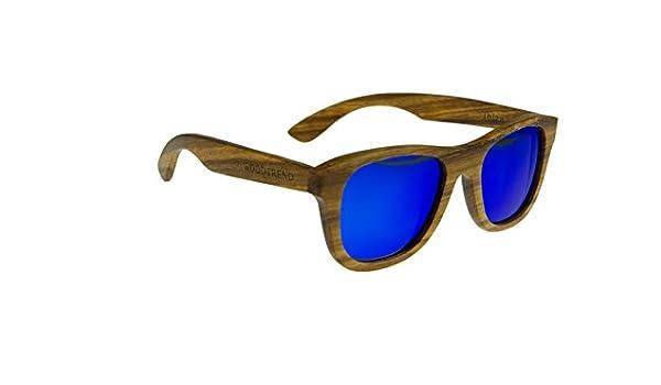 Wood Trend Gafas de Sol de Madera Ibiza: Amazon.es: Deportes ...