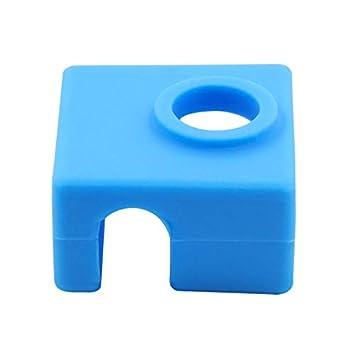 ACAMPTAR 1 Pc Impresora 3D Mk8 Funda Protectora de Silicona para ...