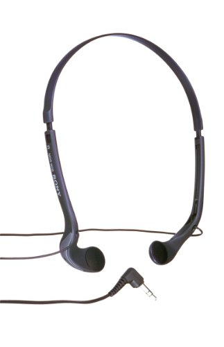 Sony MDR W08L Vertical In The Ear Headphones