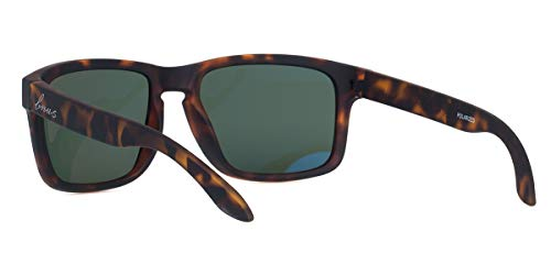 880ac9d71ff BNUS Italy made Classic Sunglasses Corning Real Glass Lens w. Polarized  Option (Tortoise Rubber