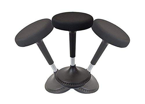 The Wobble Stool Adjustable Height Active Sitting