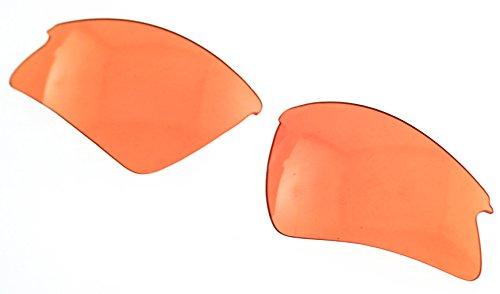 Lot Of Spiuk Transparent Orange Lenses Bicycling Sunglasses Plastic New