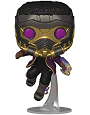 Funko 55812 POP Marvel: What If – T'Challa Star-Lord