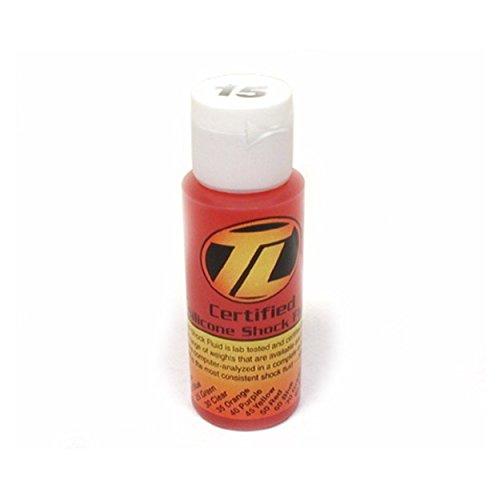 Losi A5221 Silicone Shock Oil 15 wt - Oil Shock Losi Silicone