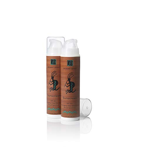 50Ml Desert Spirit Sunscreen SPF30+