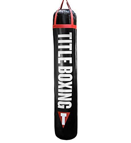 (Title Boxing Titanic Flex-Strike Thai Heavy Bag, 130 lbs)