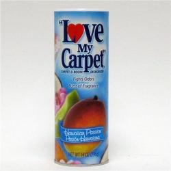 Love My Carpet Hawaiian Passion Carpet Deodorizer Case Pack 12