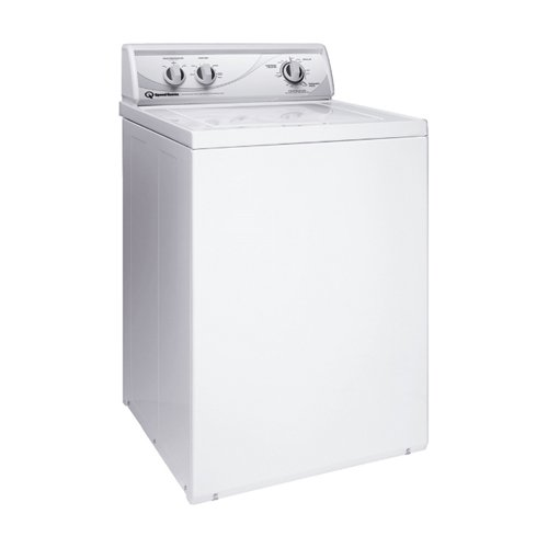 Speed Queen 3.3 Cu. Ft. White Top Load Washer - AWN432
