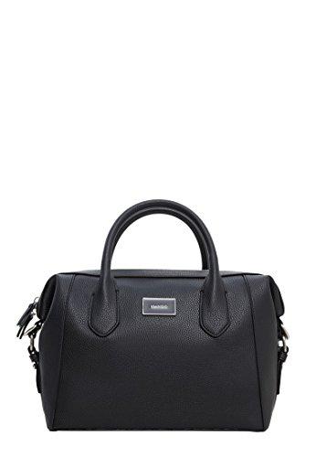 MANGO - Zipped pebbled bag