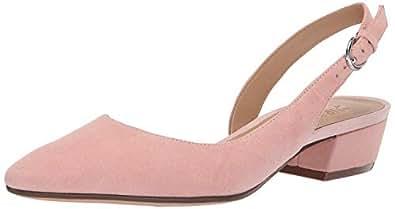 Naturalizer Women's Banks Slingback Pump, Rose Pink, 8 M