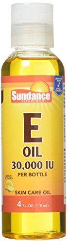Sundance Vitamin E Oil Liquid, 4 Fluid Ounce