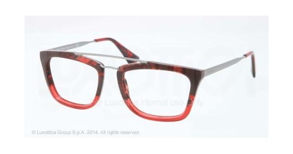 4093a573d Prada 18QV RO01O1 - Oculos de Grau: Amazon.com.br: Amazon Moda